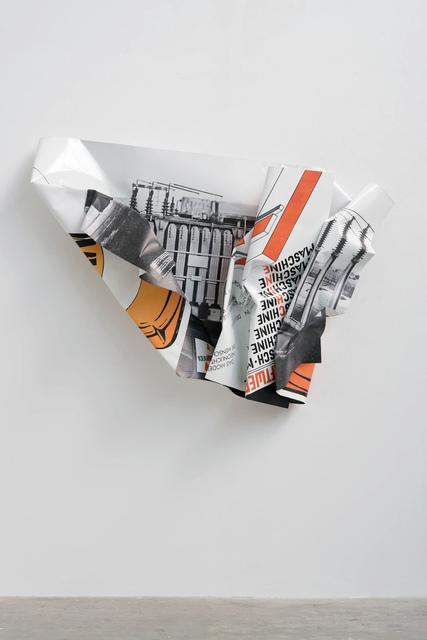 """, '""""Kraftwerk (Mensch-Maschine)"""",' 2016, Wentrup"""