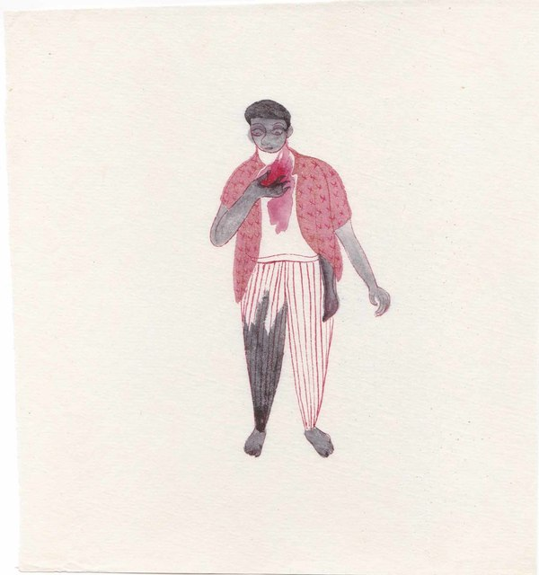 , 'Man 5,' 2013, Galerie Mirchandani + Steinruecke