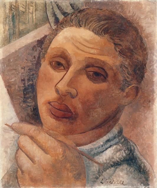 , 'Self-portrait,' 1935, Museu de Arte Moderna (MAM Rio)