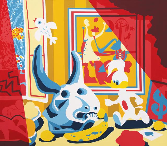 , 'Crossroad of Ecstasy,' 2018, Fabien Castanier Gallery