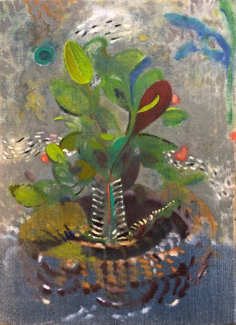 , 'Rejuvenated Plant,' 2018, Tatha Gallery
