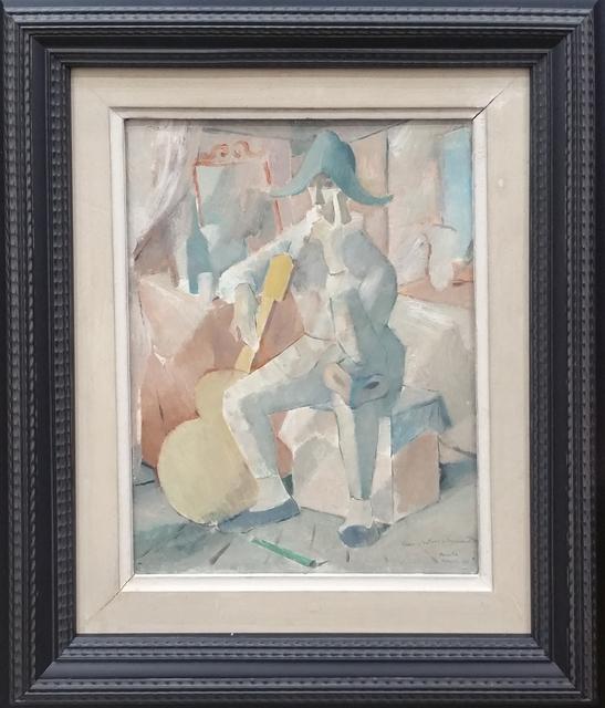 , 'Arlequin,' 1945, Galerie Calderone
