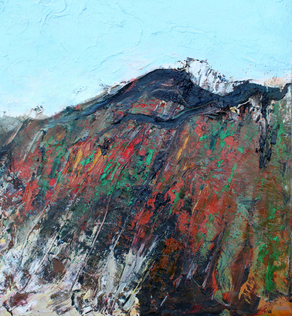 , 'The Summit,' 2014, Albemarle Gallery | Pontone Gallery