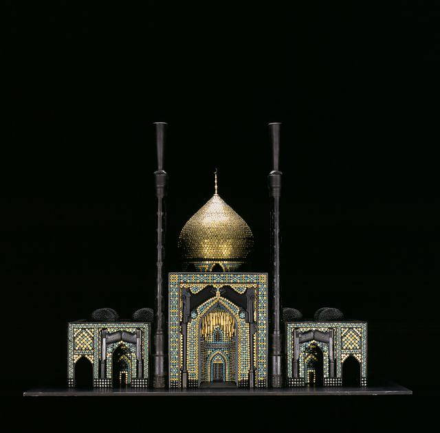 , 'Bombed Mosque,' 2010, Catharine Clark Gallery