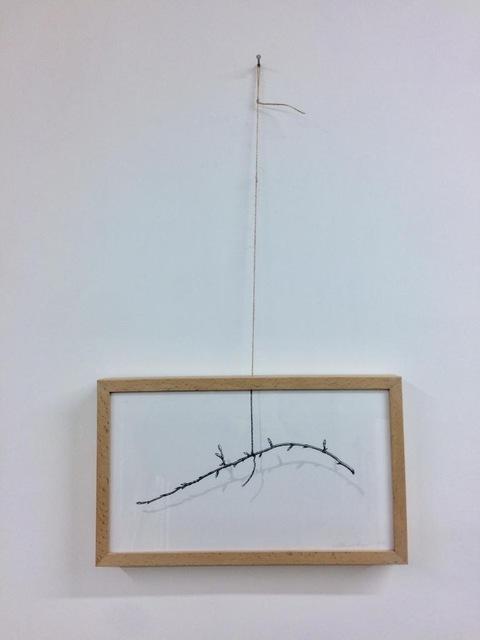 , 'La Cuerda [The Rope],' 2019, SET ESPAI D'ART