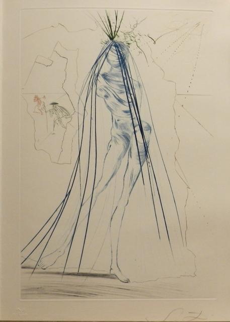 , 'Tristan et Iseult Iseult of The White Hands,' 1970, Fine Art Acquisitions