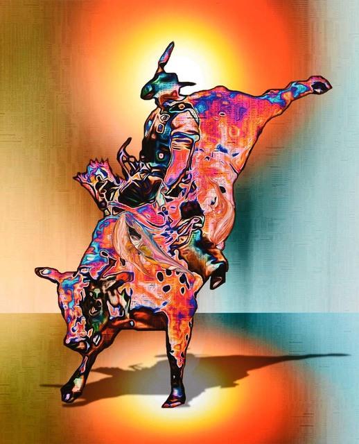 , 'Minotaur 6,' 2015, Alan Cristea Gallery