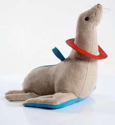 """, '""""Therapeutic Toy"""" Seal ,' 1965, LMAKgallery"""
