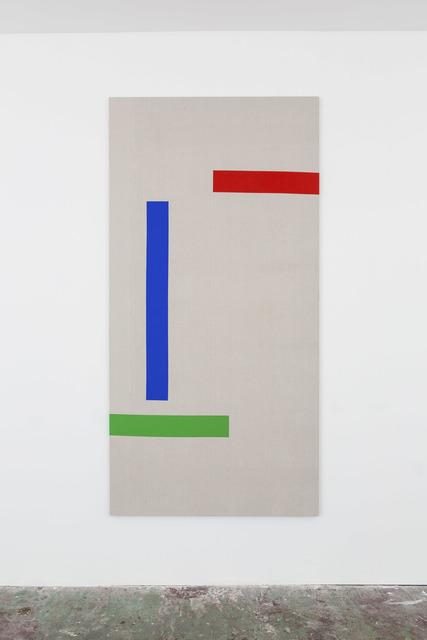 , 'Barn Painting 10,' 2015, Nina Johnson