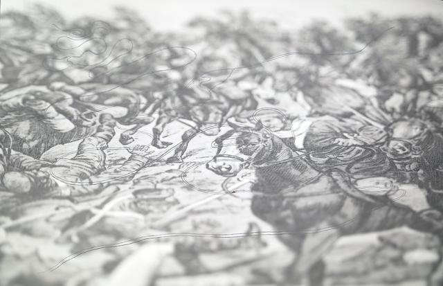 , 'El caminante,' 2016, Polígrafa Obra Gráfica