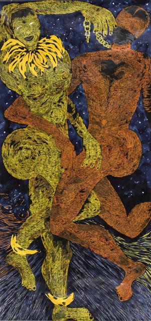 , 'Vlerksleep (Courting dance),' 2017, Tyburn Gallery