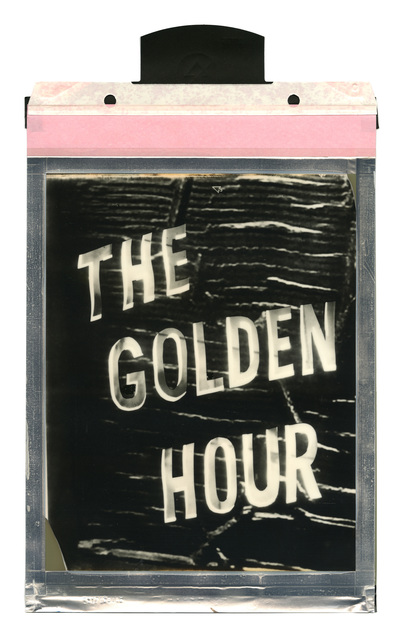 , 'The Golden Hour,' 2016, Taymour Grahne Gallery