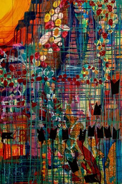 , '02-1917,' 2015, Joshua Tree Art Gallery
