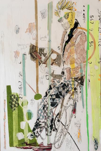, 'New York 1989,' 2017, Rebecca Hossack Art Gallery
