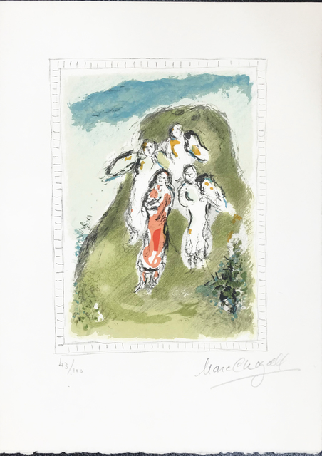 , 'The Three Angels,' 1979, Fairhead Fine Art Limited