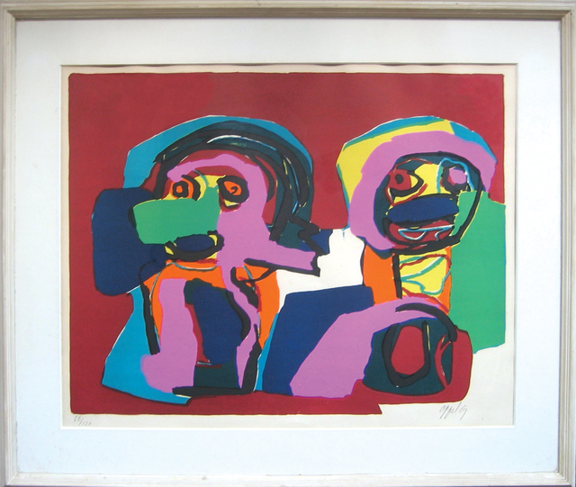 Karel Appel, 'Untitled', 1969, Anita Shapolsky Gallery