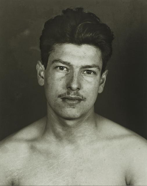 , 'Political Prisoner,' 1943, Galerie Julian Sander