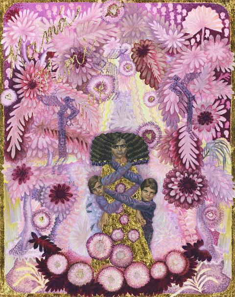 , 'Mama Mimi XOX,' 2016, Monya Rowe Gallery