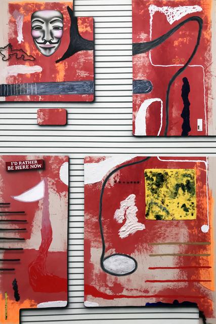 Josh Reames, 'Protest Painting', 2018, Luis De Jesus Los Angeles