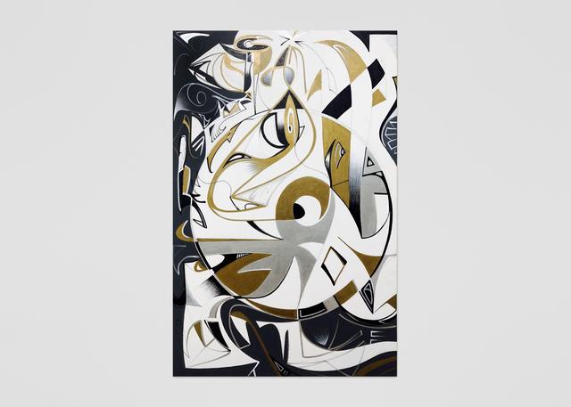 , 'Untitled I,' 2017, ABXY
