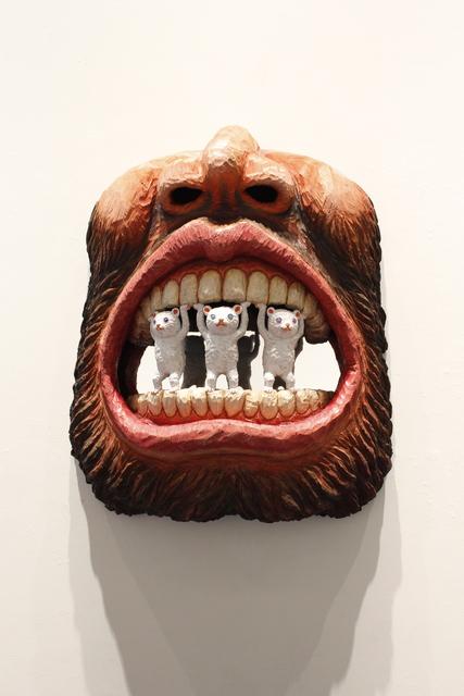 , 'Three forces,' 2014, galerie nichido / nca | nichido contemporary art