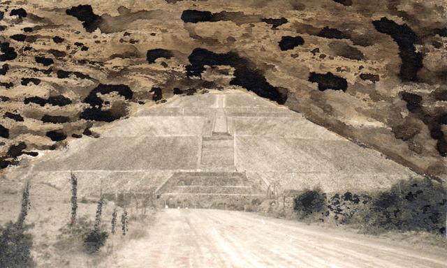 , 'Variaciones sobre la Pirámide del Sol No. 4,' 2018, Patricia Conde Galería