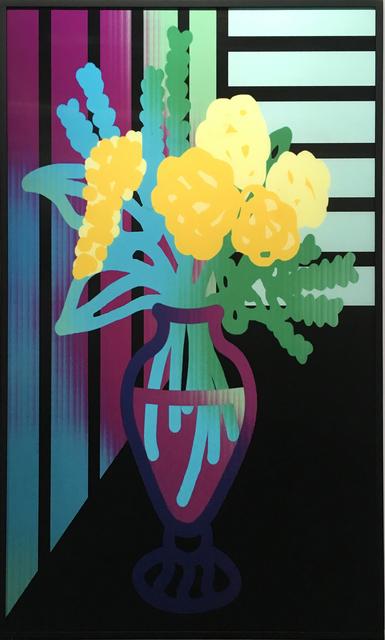 , 'Flower,' 2017, Galerie Pici
