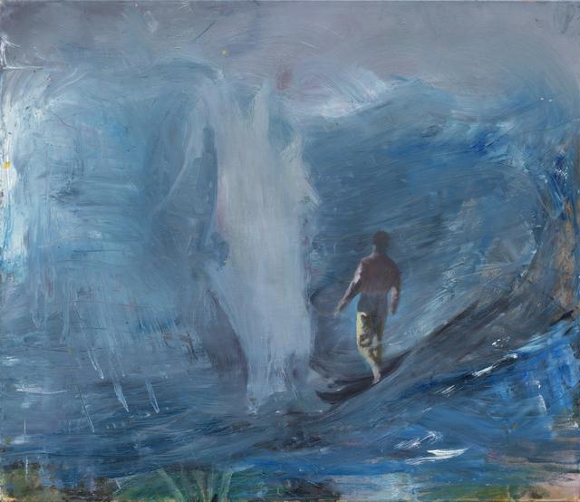 , 'L'onda,' 2017, Federico Luger (FL GALLERY)