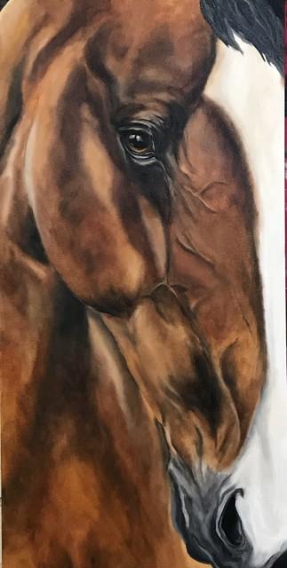 , 'Trust,' 2018, Dog & Horse Fine Art