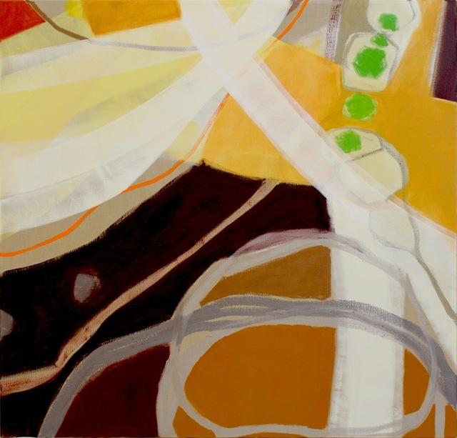 Rachelle Krieger, 'Rocks and Rays 2', 2015, Susan Eley Fine Art