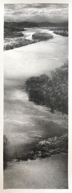 , 'Effigy Mounds, Winter,' 2019, Olson Larsen Gallery