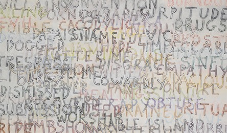 Sean Landers, 'Dumbshow,' 2007, Sotheby's: Contemporary Art Day Auction
