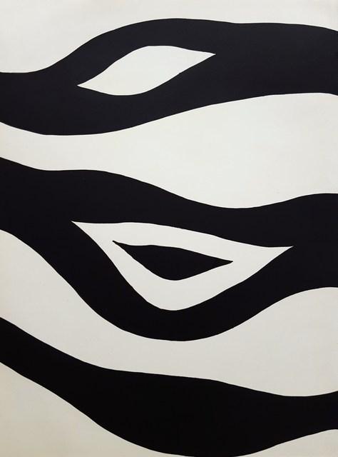 Alexander Calder, 'Derrière le Miroir No. 156 (back cover)', 1966, Graves International Art