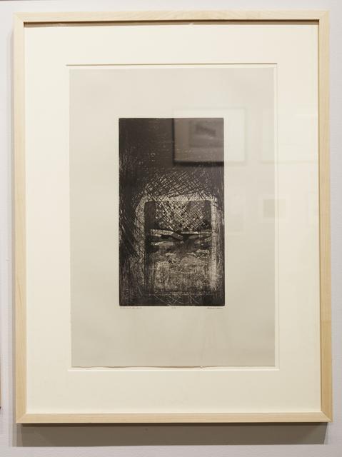 , 'Skidmore #2 Accident,' 2014, Shoestring Press