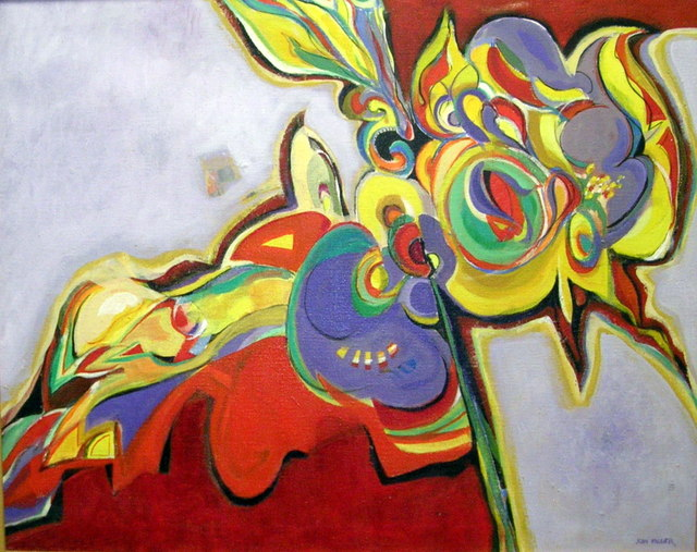 , 'Flying Colors #16,' 2004, Walter Wickiser Gallery