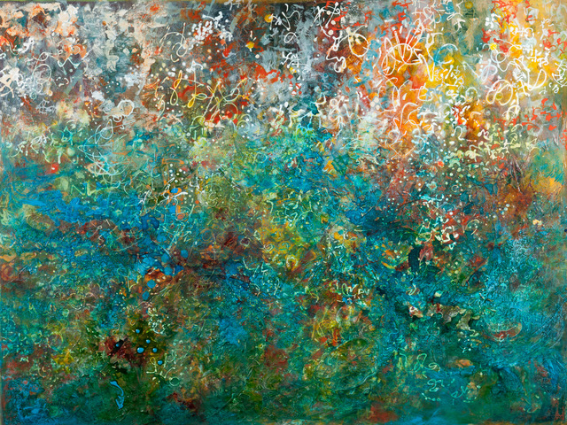 , 'Dispersive Medium,' , Walker Fine Art