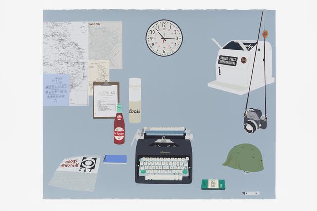 , 'War Correspondent, Saigon 1967,' 2016, Casey Kaplan