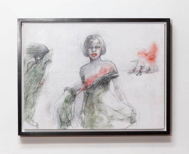 , 'Drawing 12,' 2016, Joanna Bryant & Julian Page