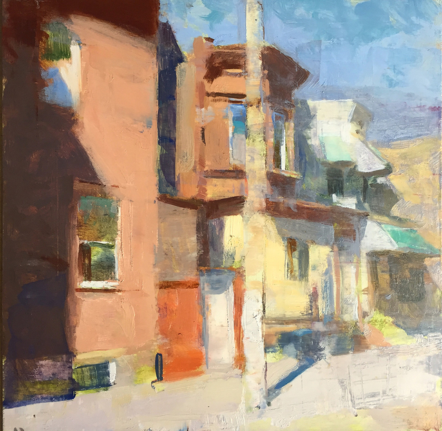 , 'Newkirk Street,' 2017, Somerville Manning Gallery