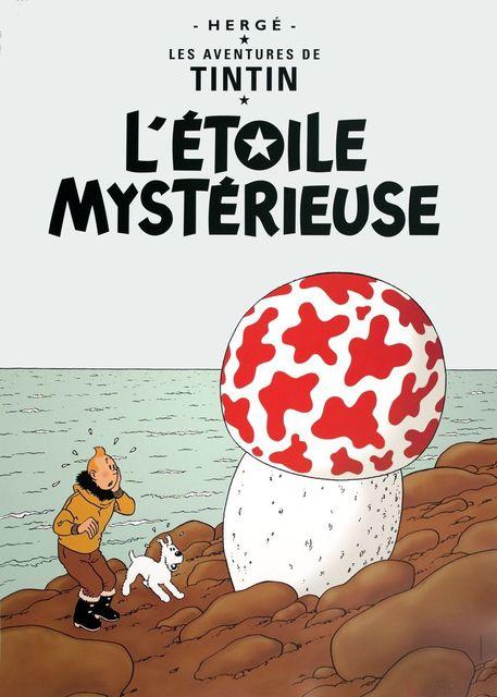 , 'Les Aventures de Tintin: L'Etoile Mysterieuse,' , ArtWise