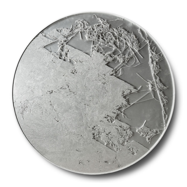 , 'Cercle aluminium,' 2015, Espace Meyer Zafra