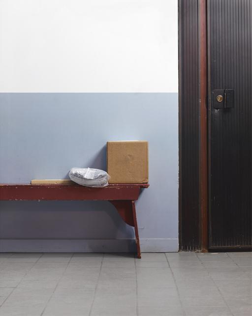 , 'New York Nr. 27,' 2014, Galerie Jordanow