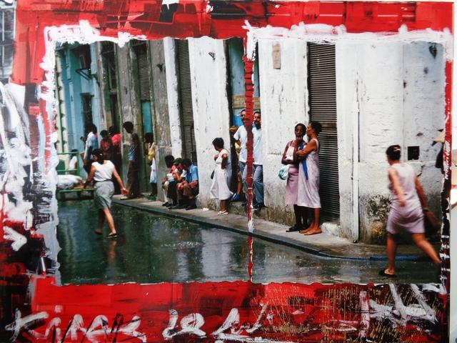 , 'Rainy Day,' 2015, Lawrence Fine Art