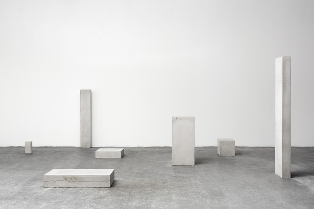 , 'Exposed Objects,' 2014, Martin Asbæk Gallery