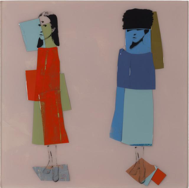 , 'Versus Series No. 13,' 2016, Beatriz Esguerra Art