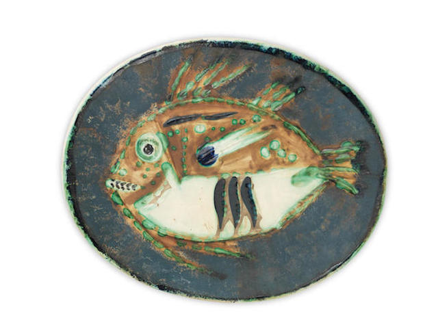 , 'Poisson Chiné,' 1952, Maddox Gallery