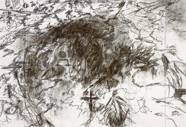 , 'Weeds 4,' 2010, DANESE/COREY