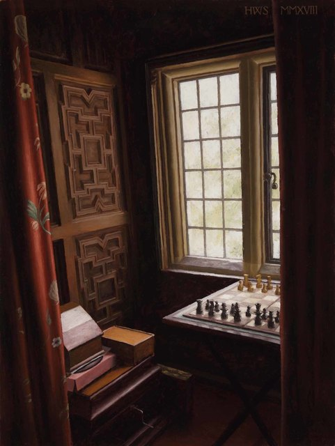 , 'Rainthorpe - Chess Set,' , Jonathan Cooper