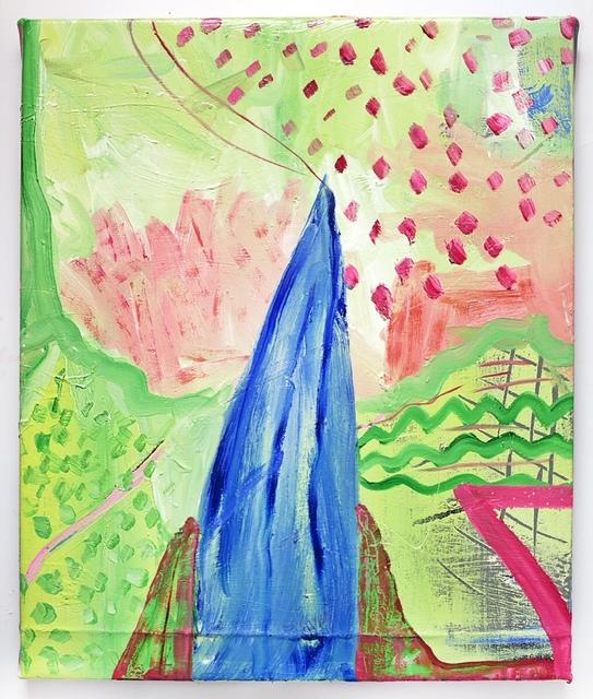 Cela Luz, 'Waterfall', 2018, Mercedes Viegas Arte Contemporânea