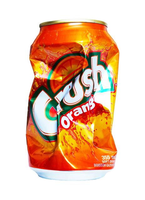 , 'Orange Crush #1,' 2017, Artêria